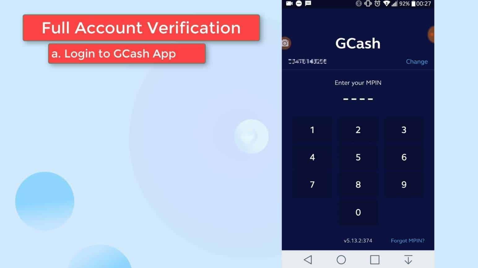 Gcash Login
