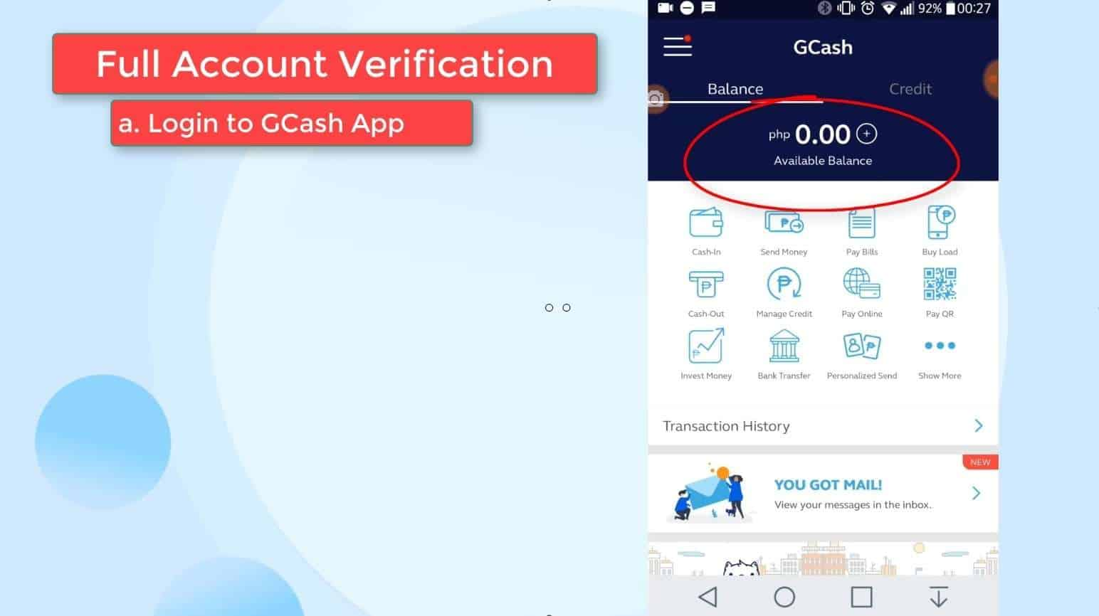 GCash KYC Full Verification: How to GCash Verify Account Online