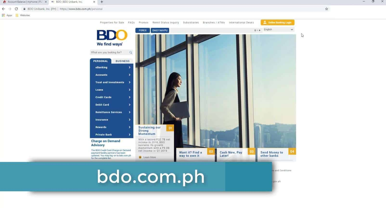 PLDT Online Payment BDO: How to Enroll and Pay PLDT Bills in